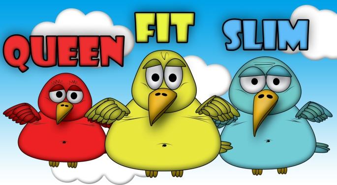 Fat Fart Birds - Names